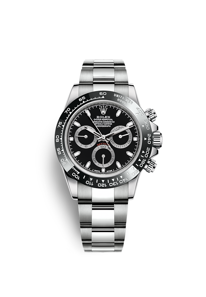 Cosmograph Daytona, Oyster, 40 mm, Oystersteel
