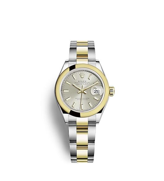 Rolex 女装日志型 28 M279163-0020